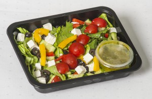 Sałatka grecka na kolację