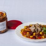 Dietetyczny obiad z słoika