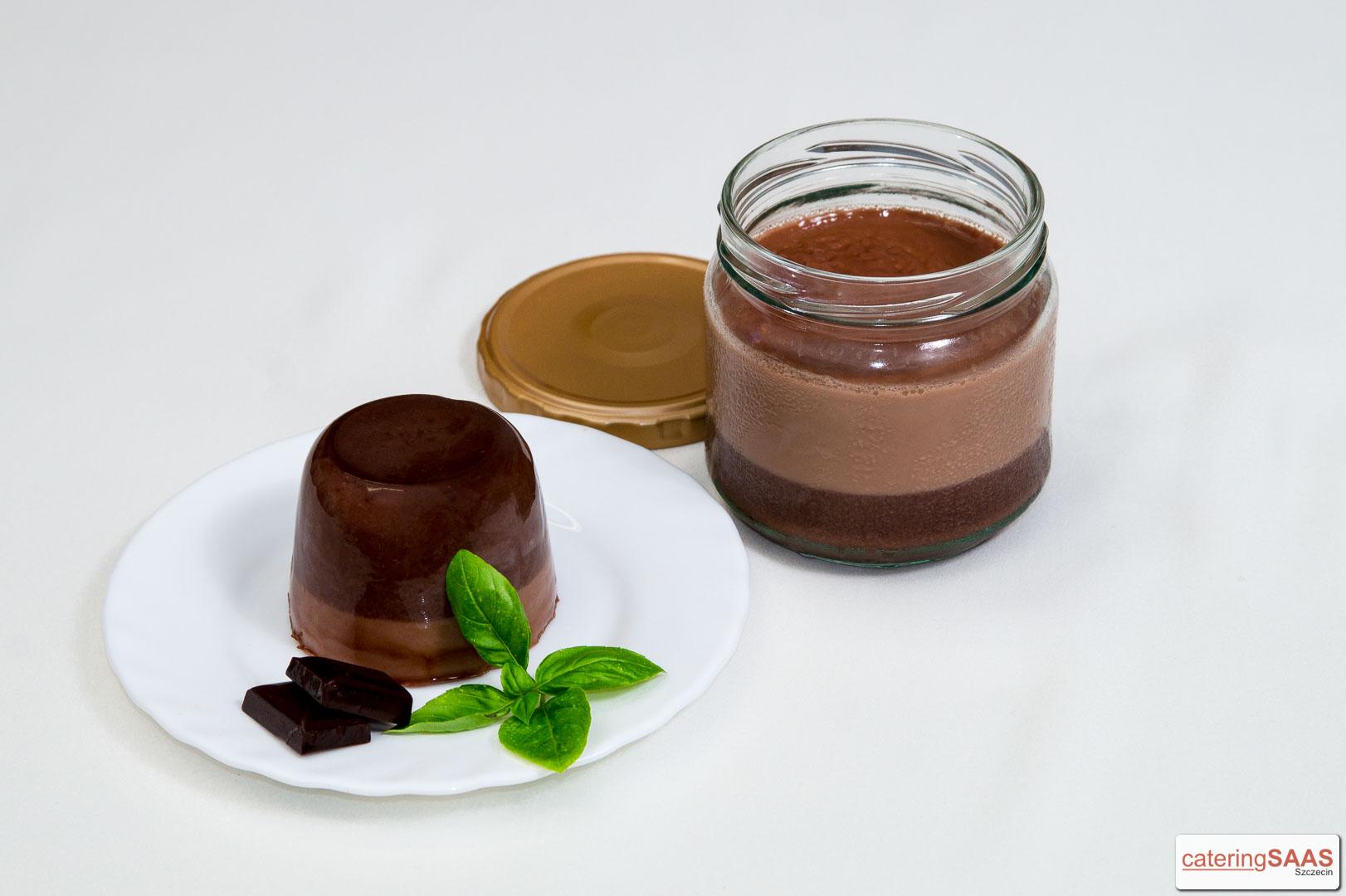 Saas czekoladowy