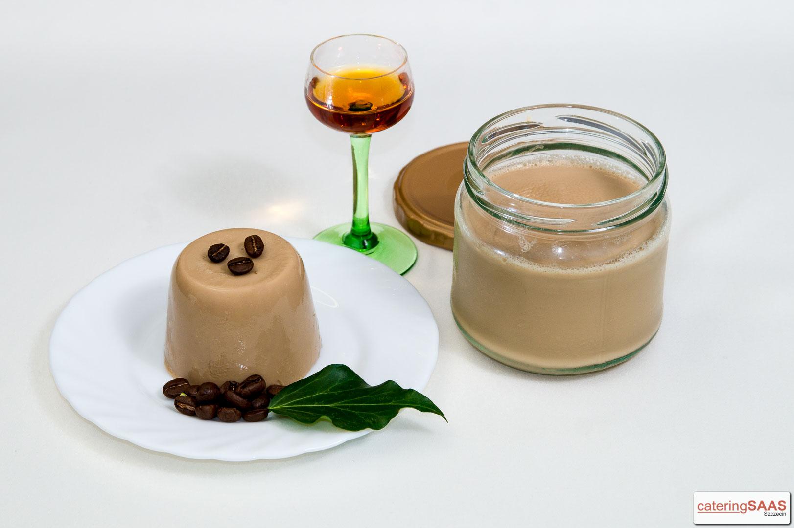 Saas kawa z amaretto
