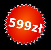 599zł zamiast 728zł